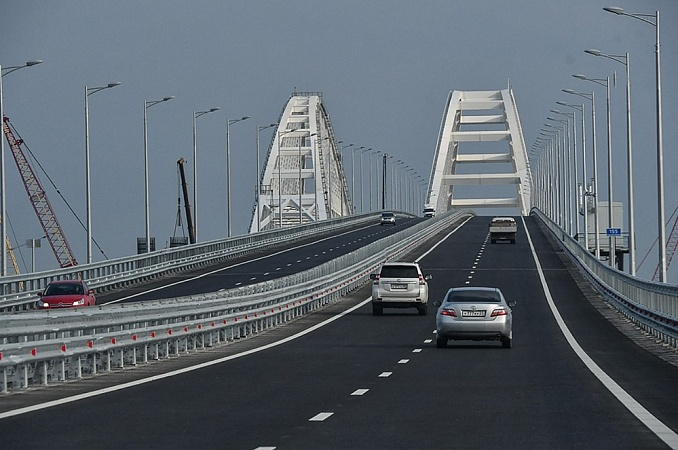 Crimean Bridge as Main Stimulus to Attract Tourists
