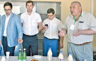 Novokubansk Dairy Factory: New High Quality Production