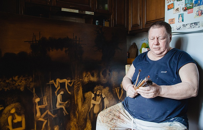 "Sergei Vorzhev: ""All Will Rot, But Art Will Remain"""