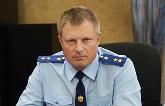 "Sergei Tabelsky: ""Prosecutor's Mission Is People's Life Quality Growth"""