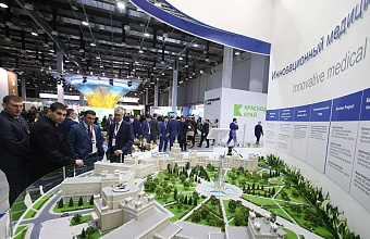 Kuban Develops Large-Scale Presentation of Its Business Potential