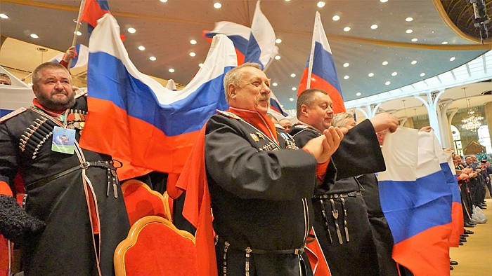 Great Cossack Assembly to Unite Russia