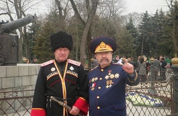 "Vasiliy Komlatsky: ""Trust in Cossacks is higher"""