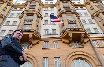 Some executives of the US embassy and consulates have to leave Russia