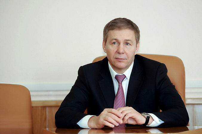 Aleksei Semenov: Federal Tax Service's Mission Is to Make Communication of Citizens with Tax Authorities Simpler