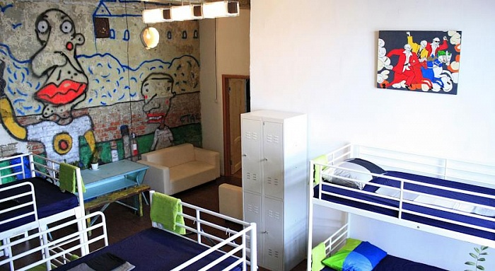 Hostels: Boom Goes On