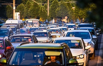 Traffic Jams in Kuban Cities Top European Lists