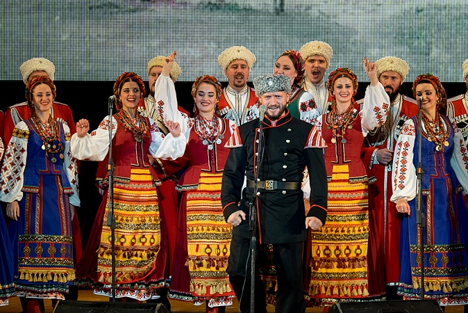Kuban Cossack Choir: from Rossinsky to Zakharchenko