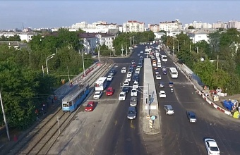 Krasnodar Faces Fewer Traffic Jams