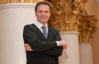 "Vladimir Misharin: ""Winter Theatre for Sochi Is Like La Scala for Milan"""
